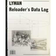 Lyman Reloading Log