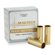 Magtech Brass 20 Gauge Unprimed Box of 25