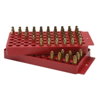 MTM Universal Loading Tray 458 Winchester Mag/9mm/38/45/50 Plastic