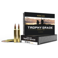 NOSLER AMMO 300 ULTRA MAG 165gr Partition 20/b 10/c