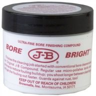 BROWNELLS JB BORE BRIGHT CLEAN COMPOUND 2oz 12/CS