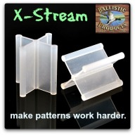 BPI X-STREAM SPREADER INSERT 20-10ga 200/BAG