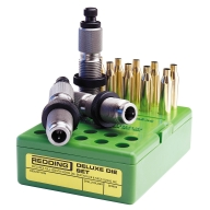 REDDING 338 LAPUA DLX SET 3-DIE SERIES C, S/H #35