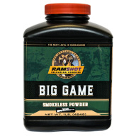 RAMSHOT BIG-GAME 8LB POWDER (RIFLE)(1.4c) 2/CS