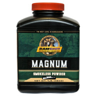 RAMSHOT MAGNUM 8LB POWDER (RIFLE)(1.4c)2/CS