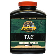RAMSHOT TAC POWDER 8LB (RIFLE) (1.4c) 2/CS