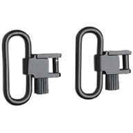 "SUN OPTICS 1""SLING SWIVEL PAIR DETACHABLE BLUE"
