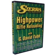 SIERRA VIDEO HIGHPOWER RIFLE RELOADING DVD