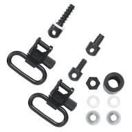 "UNCLE MIKES CAP-SWIVEL SET QD 1"" MOSSBERG 12ga 500"
