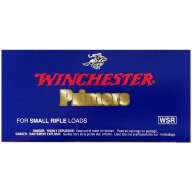 WINCHESTER PRIMER SMALL RIFLE 5000/CASE