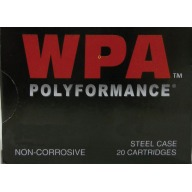 WOLF AMMO 223 REMINGTON 62g FMJ POLYFORMANCE 20/bx 25/cs