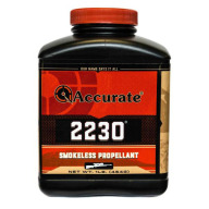 Accurate 2230 Smokeless Powder 1 Pound