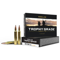 NOSLER AMMO 300 ULTRA MAG 180gr Partition 20/b 10/c