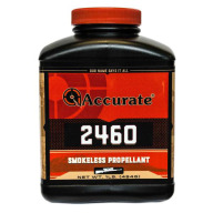 Accurate 2460 Smokeless Powder 8 Pound