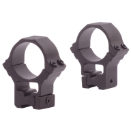 "SUN OPTICS 3/8"" DOVETAIL RINGS 1"" HIGH MATTE"
