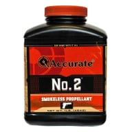 Accurate No. 2 Improved Smokeless Powder 5 Pound