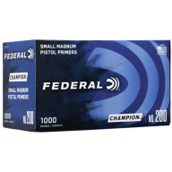 FEDERAL PRIMER SMALL PISTOL MAGNUM 1000/BOX