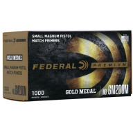 FEDERAL PRIMER SMALL PISTOL MAGNUM MATCH 1000/BOX