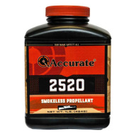 Accurate 2520 Smokeless Powder 1 Pound
