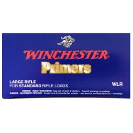 WINCHESTER PRIMER LARGE RIFLE 1000/BOX
