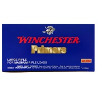 WINCHESTER PRIMER LARGE RIFLE MAGNUM 1000/BOX