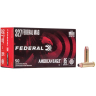 FEDERAL AMMO 327 FEDERAL MAG 85gr SP AM.-EAGLE 50/bx 20/cs