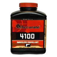 Accurate 4100 Smokeless Powder 4 Pound