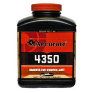 ACCURATE 4350 1LB POWDER (1.4) 10/CS