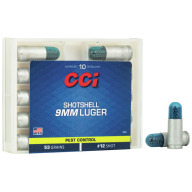 CCI AMMO 9MM SHOTSHELL #12 10/bx 20/cs