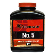 Accurate No. 5 Smokeless Powder 8 Pound