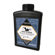 GRAF BLACK POWDER REENACTOR 1LB 25/CS