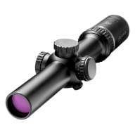 Burris MTAC Rifle Scope 1-4x24mm 30mm Tube Matte Illuminated Ballistic CQ Reticle