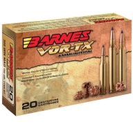 BARNES AMMO 7MM REMINGTON MAG 150gr TTSX-BT 20/bx 10/cs