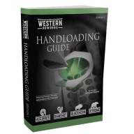 WESTERN POWDER HANDLOADING GUIDE 1st ED