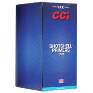 CCI PRIMER 209 SHOTSHELL 1000/BOX