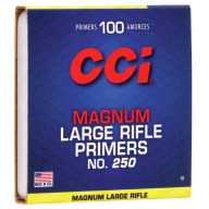 CCI PRIMER 250 LARGE RIFLE MAGNUM 5000/CASE