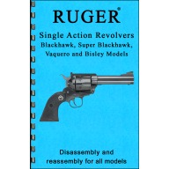 GUN-GUIDES DISASSEMBLY & REASSEMBLY RUG SINGLE ACT