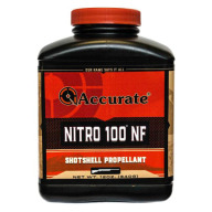 Accurate Nitro 100 Smokeless Powder 8 Pound