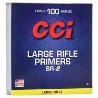 CCI PRIMER BR2 LARGE RIFLE BENCH REST 5000/CS