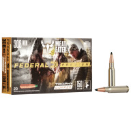 FEDERAL AMMO 308 WINCHESTER 150gr TROPHY (V/S) 20/bx 10/cs