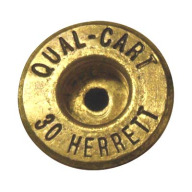 Quality Cartridge Brass 30 Herrett Unprimed Bag of 20