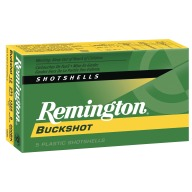 "REMINGTON BUCKSHOT 20ga 2.75"" 1220fps #3 20pel 5/b 50/c"