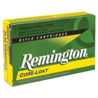 REMINGTON AMMO 7MM-08 REMINGTON 140gr CORE-LOKT PSP 20/bx 10/cs