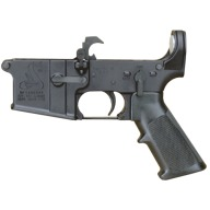 BUSHMASTER LOWER RECEIVER AR15 MULTICAL w/A2 STOCK