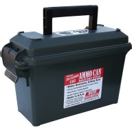 MTM 30c AMMO CAN TALL FOREST GREEN 8/CS