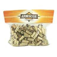 Armscor Brass 38 Super Unprimed Bag of 200