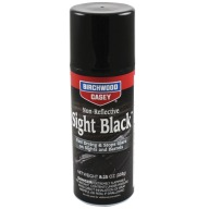 BIRCHWOOD-CASEY SIGHT BLACK 8.25 OZ AEROSOL 6/CS