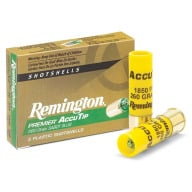 "REMINGTON SLUG 20gr 2.75"" 1850f 260gr ACCUTIP 5/bx 20/cs"