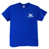 GRAF & SONS T-SHIRT BLUE EXTRA EXTRA LARGE