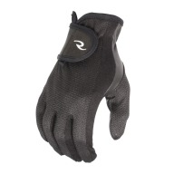 RADIANS PREMIUM LEATHER SHOOTING GLOVES BLK M/LG